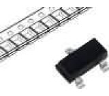 TCM809SENB713 Obvod dohledu push-pull 2,93 V Aktivní úroveň nízká SOT23