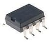 ISO1050DUB Linkový vysílač-přijímač CAN 3,3-5VDC SOP8
