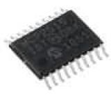 MCP2515-I/ST Integrovaný obvod kontrolér CAN Kanály:1 1Mb/s 2,7-5,5VDC