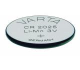 CR2025 3 V 170 mAh baterie lithiová (blistr 1 ks)