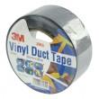 Páska izolační - 50mm - 50m, stříbrná