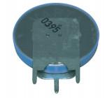 Baterie lith cr2032 - pájecí na stojato