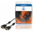 Kabel, zástrčka VGA  zástrčka VGA, 10,0 m, černý