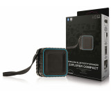 Kompaktní bezdrátový Bluetooth reproduktor Explorer