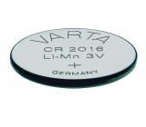 CR2016 3 V 80 mAh baterie lithiová (blistr 1 ks)