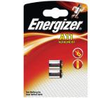 Alkalické baterie A11, 6 V, blistr 2 ks