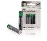 Nabíjecí NiMH baterie AAA, 950 mAh, blistr 4 ks