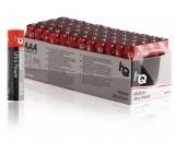 Alkalická baterie AAA, box 48 ks