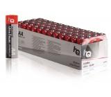 Alkalická baterie AA, box 48 ks