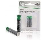 Nabíjecí NiMH baterie AAA, 700 mAh, blistr 2 ks