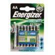 4x AA nabíjecí baterie ENERGIZER
