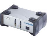 Video switch DVI-I, 2-port