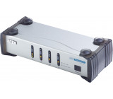 Video switch DVI-I, 4-port