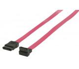 S-ATA II 3GB/S vinklad datakabel 1,00 m