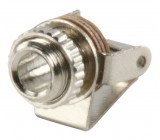 3.5 mm mono jack chassis socket