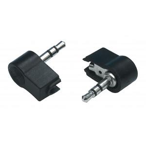 3.5 mm stereo jack plug