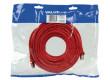 Patch kabel FTP CAT 6, 15 m, červený