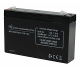 Lead acid battery 6 V 7.2 Ah