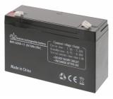 Lead acid battery 6 V 10 Ah
