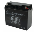 Lead acid battery 12 V 17 Ah