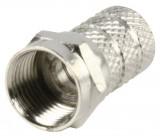 Konektor f zástrčka # 7.5mm