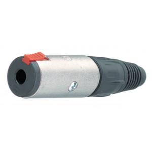 Kolíková zásuvka 6.35 mm <prefix></prefix>3<suffix></suffix>P