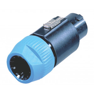 Speakon NL8FC connector
