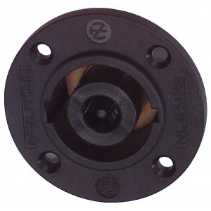 Speakon NL8MPR connector