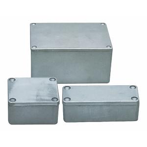 Hliníková krabička 115x90x55 mm