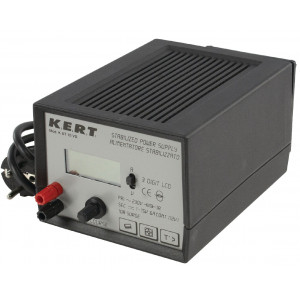 Power supply 1-15 V 10 A digital
