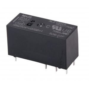 Relais single pole 16A 24 V