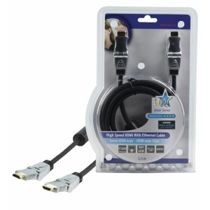 HQ HIGH SPEED HDMI KABEL S ETHERNETEM
