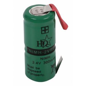 Akumulátor 2.4v/300mah nimh