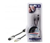 Kabel fw 4 pin <lt/>-<gt/> 9 pin - 1.5m - profi