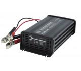7-stupňová nabíječka akumulátorových baterií 12 V 10 A