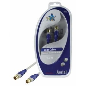 Standard koaxiální kabel M - F 90 dB 1.50 m
