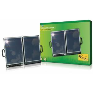 Dobíječ solární 13w pro autobaterii - hq