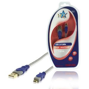 Standard 2.0 USB-kabel