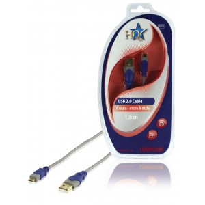 HQ - STANDARD USB 2.0 KABEL