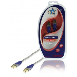 Standardní USB 2.0 kabel 1.80 m