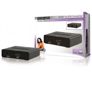 HDMI - VGA převodník