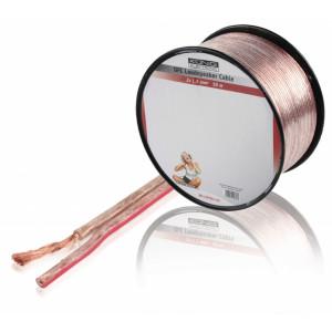 Kabel repro 2x1.5mm ofc, 50m - könig