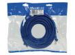 Patch kabel FTP CAT 5e, 20 m, modrý