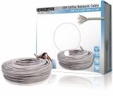 FTP CAT5e nätverkskabel på 100 m rulle