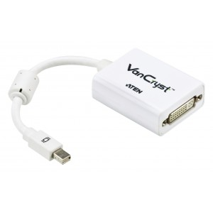Mini DisplayPort till DVI-adapter