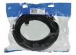 High Speed HDMI™ kabel s ethernetem HDMI™ konektor - HDMI™ konektor úhlový pravý 10.0 m černý
