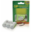 Battery pack cordless phone NiMH 3.6 V 600 mAh