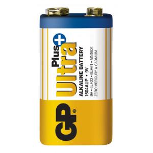Alkalická baterie LR22 9 V Ultra Plus 1-blistr