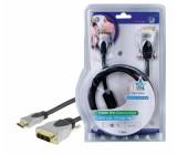 High quality HDMI - DVI kabel 1.50 m