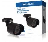 Bezpečnostní kamera pro vnitřní i vnější použití